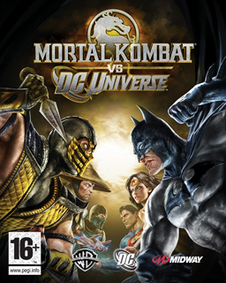 Mortal Kombat VS DC Universe