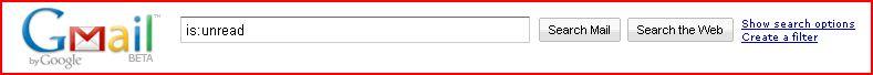 Como ver los mensajes No Leidos de Gmail todos juntos