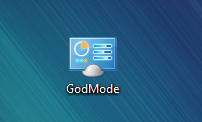 God Mode en Windows 7